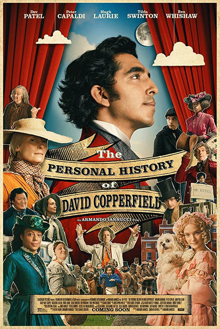The Personal History of David Copperfield  - كل الأسرة أفلام ونجوم